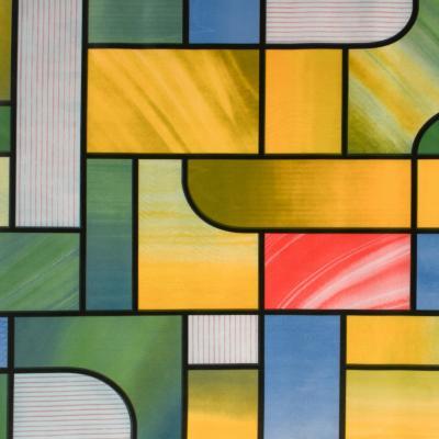 PVC vitraux iglesia 28041