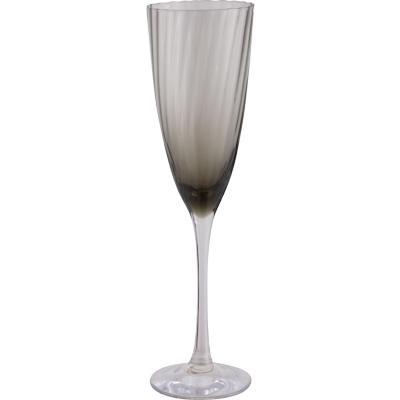 Copa de Champaña Gris Degradé 250 ml