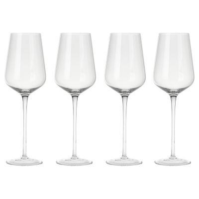 Set De 4 Copas Vino Tinto