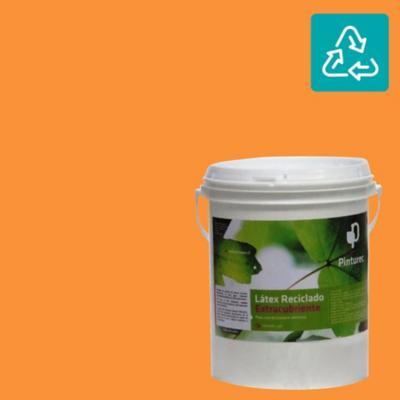 Látex reciclado extracubriente naranjo paumo 1g