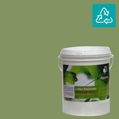 Látex reciclado extracubriente verde tolhuaca 1g