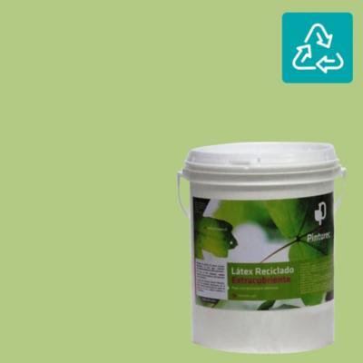 Látex reciclado extracubrien verde conguillido 1g