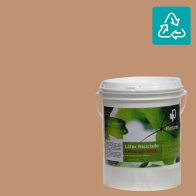 Látex reciclado extracubriente café lauca 1g