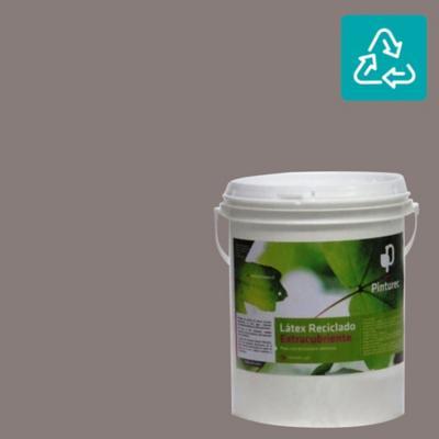 Látex reciclado extracubriente gris tatio 1g