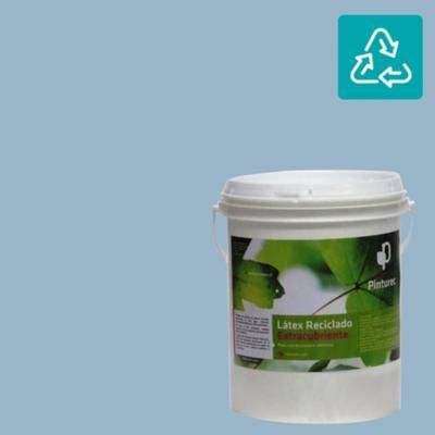 Látex reciclado extracubriente azul calaquen 1g
