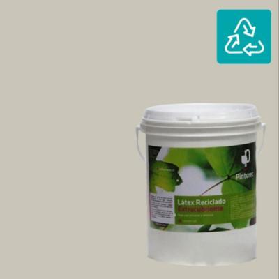 Látex reciclado extracubriente gris pucará 1g