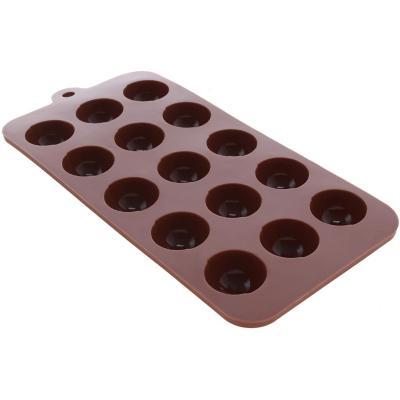 Molde silicona para chocolate
