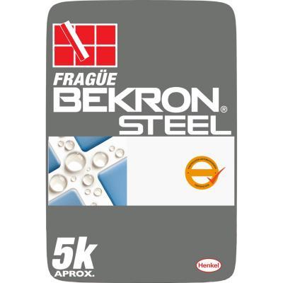 Frague steel 5 kg blanco