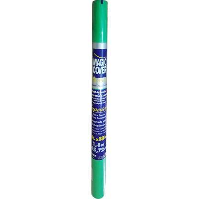 Papel adhesivo magic cover verde 45x180 cm