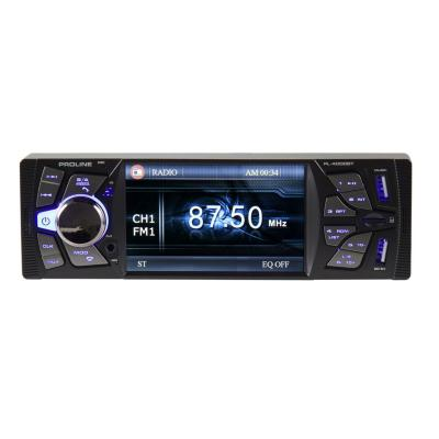 "Radio para auto lcd 4"" mp3, bluetooth, usb"