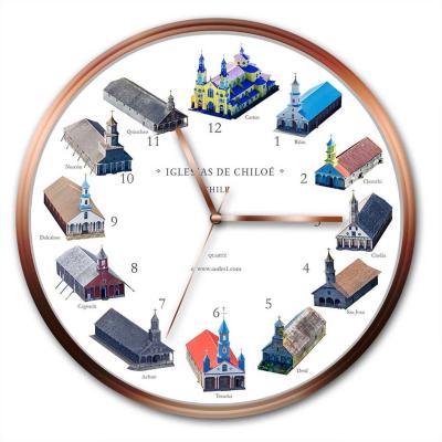 Reloj iglesias de chiloé
