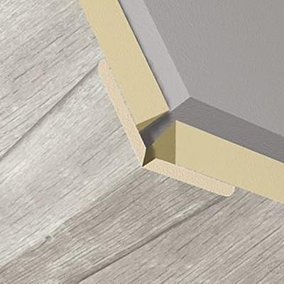 Esquinero panel 3D Alabaster