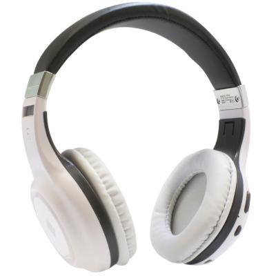 Audifono bluetooth dj blanco