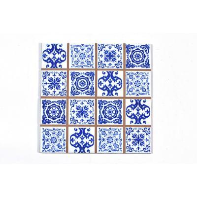 Mosaico provincia 21x21 cm