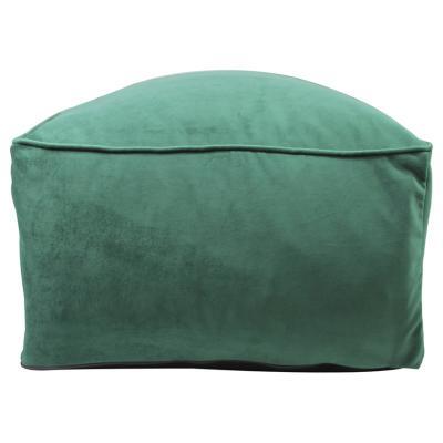 Pouf 85x75x75 cm verde