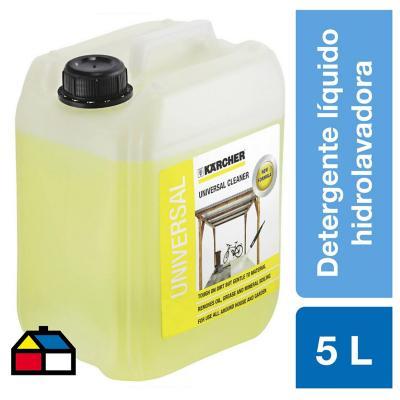 Detergente universal para hidrolavadora
