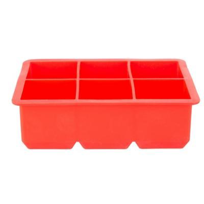 Cubetera silicona 6 espacios