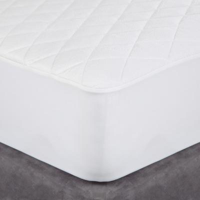Cubrecolchón waterproof 1,5 plazas blanco