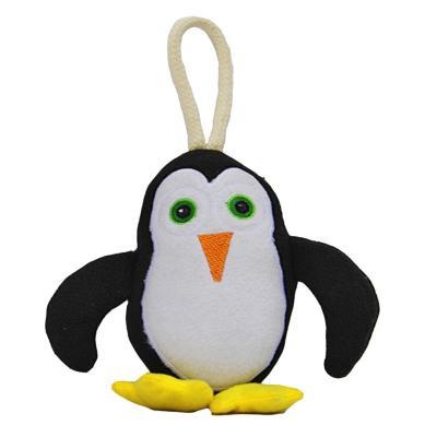 Juguete mascota pingüino