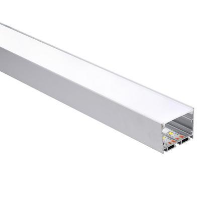 Perfil para cinta led colgante 49x32 mm 3 m