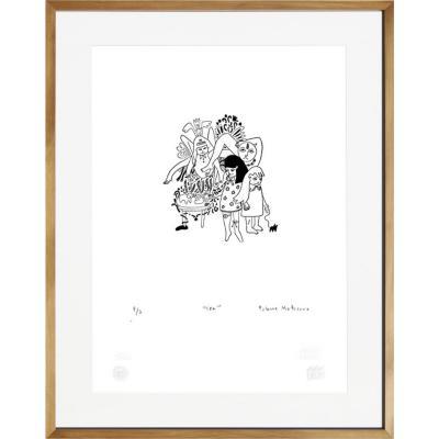 Cuadro Spa artista Paloma Maturana 56x71 cm