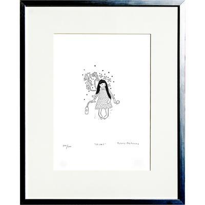 Cuadro Stared artista Paloma Maturana 56x71 cm