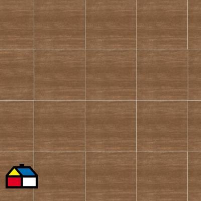 Cerámica marrón 45,3x45,3 cm 2,05 m2