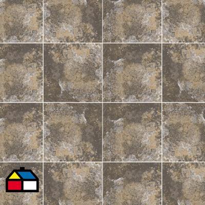 Cerámica 45,3x45,3 cm oxido 2,05 m2
