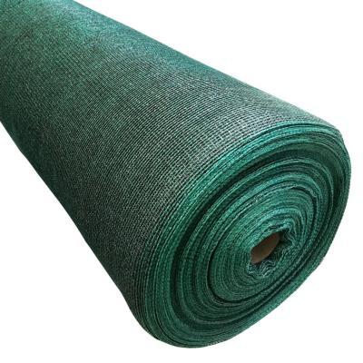 Malla raschel 4,20x100 m negro/verde liviana