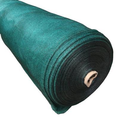 Malla raschel 95% 4,25x50 m verde/negro  / 135 Gramos por m2