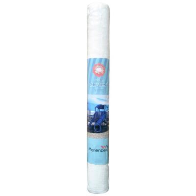 Malla raschel 4,20x5 m blanco