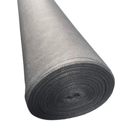 Malla raschel 80% 4,20x100 m gris  / 80 Gramos por m2