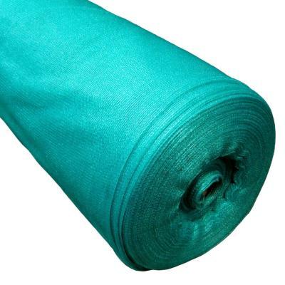 Malla raschel 90% 4,20x50 m verde  / 120 Gramos por m2
