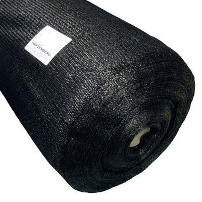Malla raschel 4,20x100 m negro  / 60 Gramos por m2