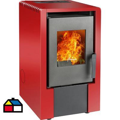 Calefactor pellet italy 6100 amesti