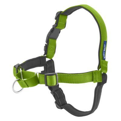 Arnés para perro talla M de nylon Verde Deluxe