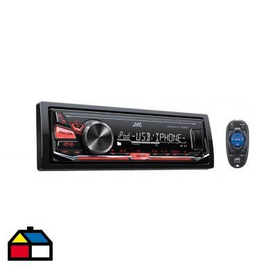 Radio auto kd-x230