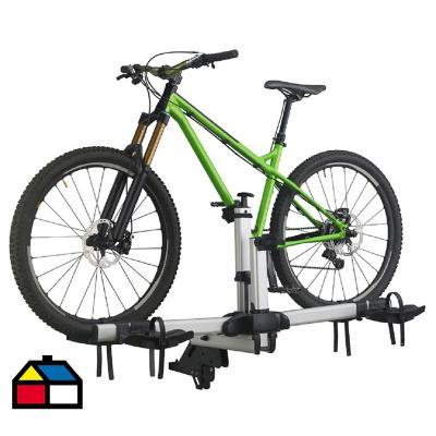 Porta bicicletas tipo plataforma