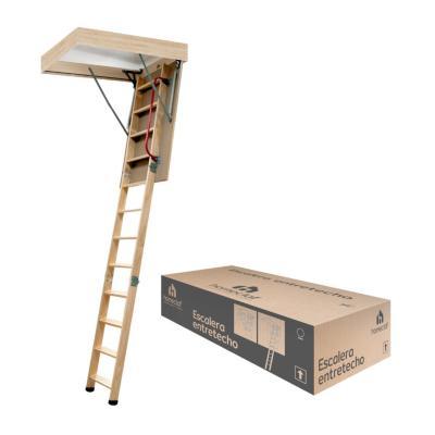 Escalera ático mansardas 70x120 cm