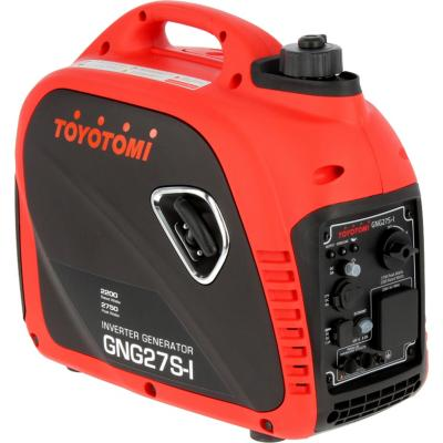 Generador eléctrico inverter a gasolina 2400 W
