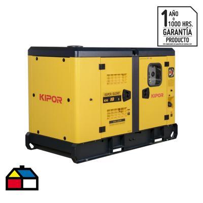 Generador eléctrico a diesel 15.000W