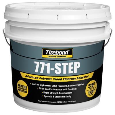 Adhesivo para pisos de madera con aislación 3,6 gl