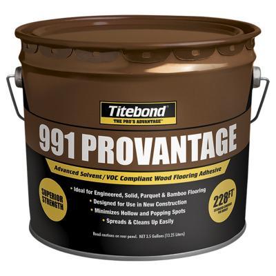 Adhesivo fuerte para pisos de madera y parquet 3,6 gl