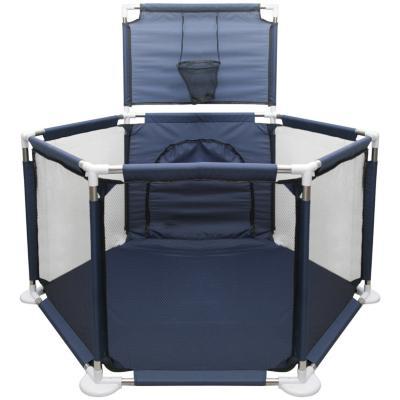 Corral hexagonal con aro