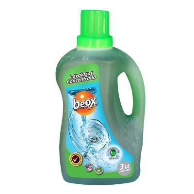 Lavalozas biodegradable naranja 3 litros