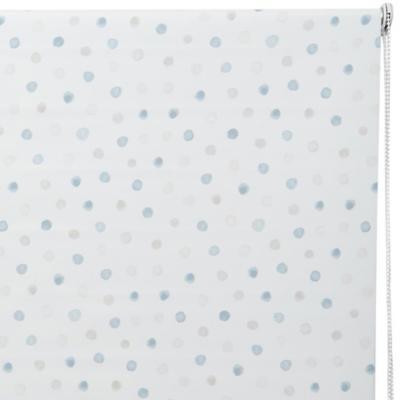 Cortina black-out Blue Dots 100x100 cm azul