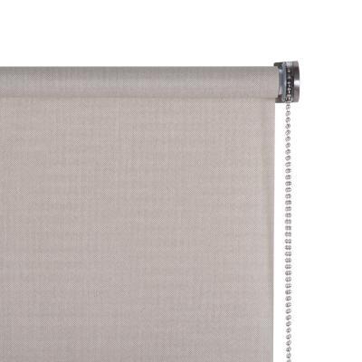 Cortina enrollable de tela premium 150x250 cm natural