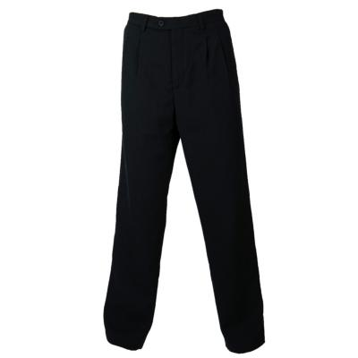 Pantalón casimir negro 56