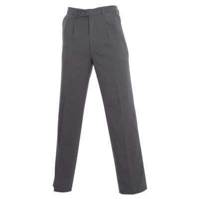 Pantalón casimir gris 42