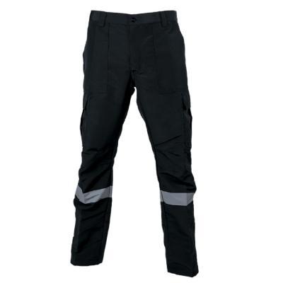 Pantalón cargo poplin reflect negro XL